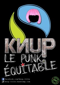 KNUP Equitable Perruque